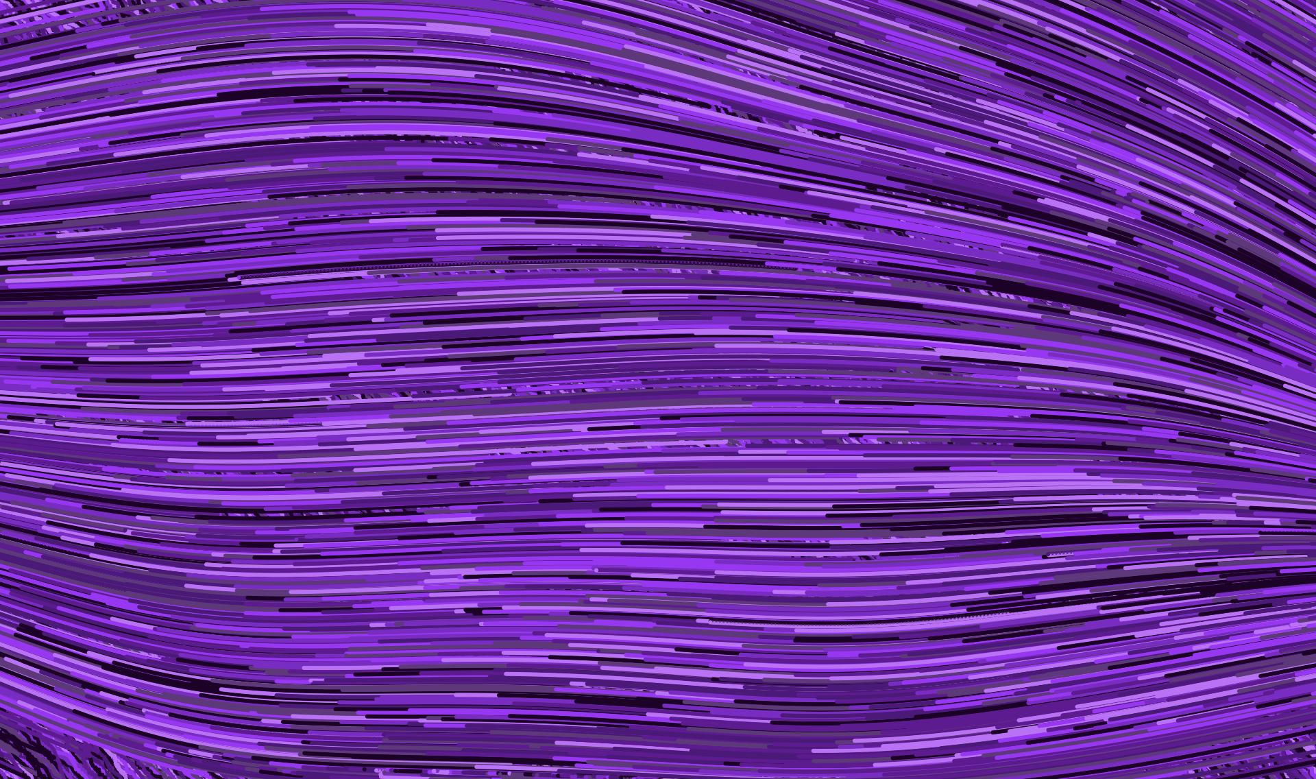 calm, flowy, converging lines