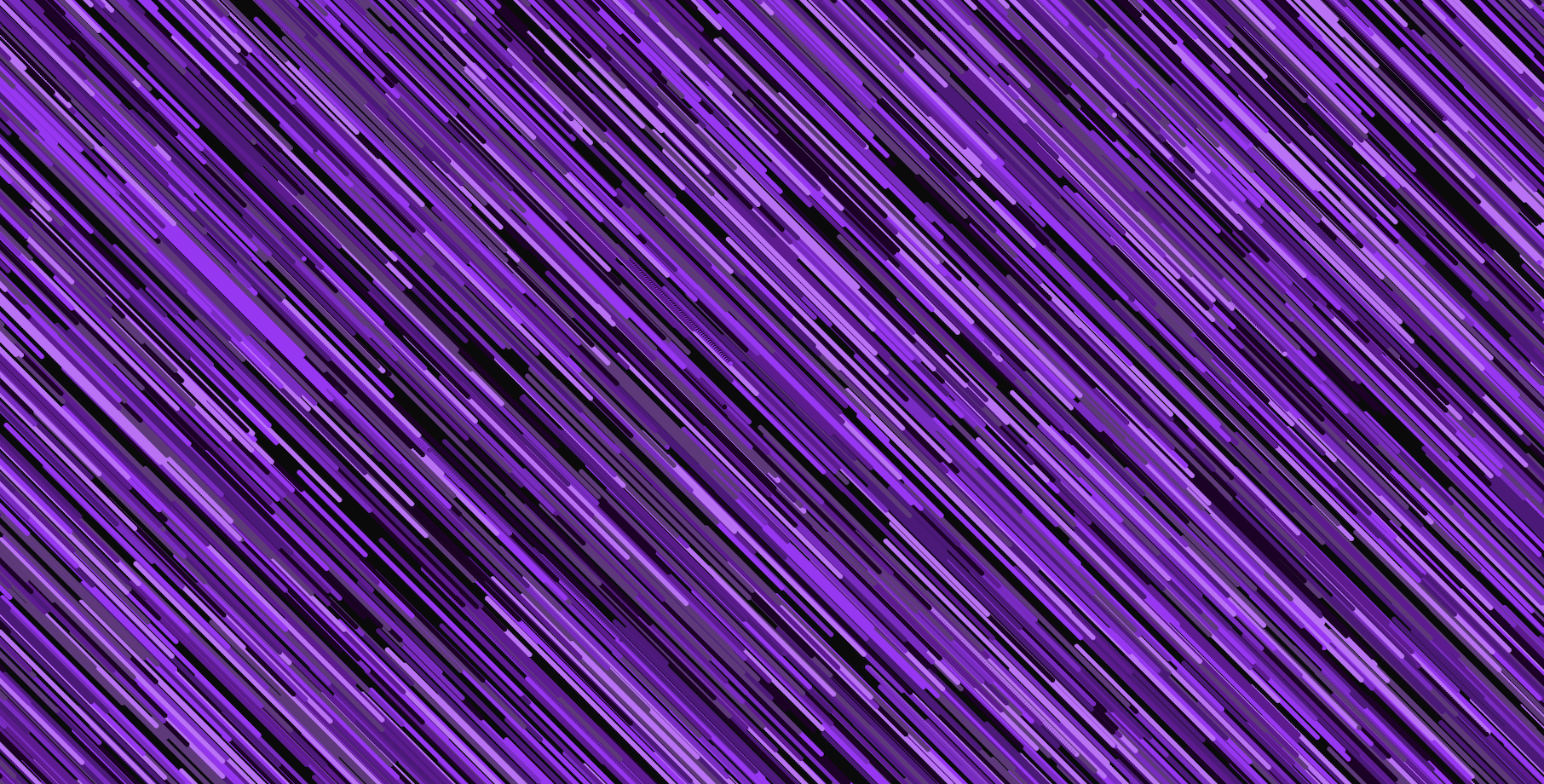a bunch of tiny circles moving across the screen to create lines
